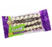 Braaaf Twister Double 12cm - 3 stuks