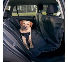 Trixie Auto-Beschermdeken, 1,45 × 1,60 m, zwart
