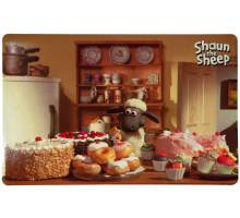 Trixie Shaun the Sheep Placemat Shaun's Bakery, 44 × 28 cm, fotoprint