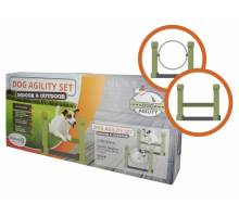 Dog Agility Set (Indoor & Outdoor)