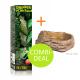 COMBI-DEAL! Exo Terra Dripper Plant Largen + Water Dish Large