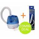 COMBI-DEAL Lucky Reptile SuperFog II + Multi Outlet