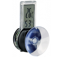 Trixie Thermo-/Hygrometer digitaal 3 × 6 cm