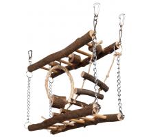 Trixie Natural Living Hangbrug 27 × 17 × 7 cm