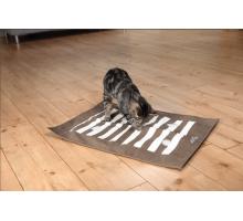 Trixie Cat Activity Trappel-Deken Strategiespel 70 × 50 cm bruin/crème