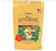 Lafeber Nutri-Berries Classic - Cockatiels 284 gram