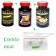 Combi-Deal Repashy Crested Gecko MRP, Mango en Banaan 85 gram + Rep Pro Jelly Pot holder double