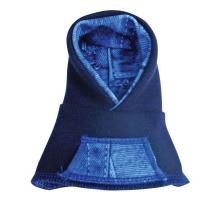 Papegaaien Hoodie Medium Blue Jean