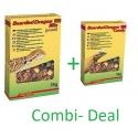 Combi-Deal Lucky Reptile Bearded Dragon Candy + Mix Juvenile 35 Gram