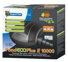 SuperFish Pond ECO Plus E 10.000 - 68 Watt