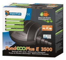 SuperFish Pond ECO Plus E 3500 - 14 Watt