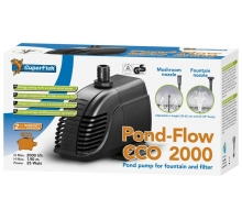 SuperFish Pond Flow ECO 2000