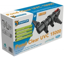 SuperFish Pondclear UVC 18W 15.000 Liter