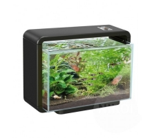 SuperFish Home 15 Aquarium Zwart