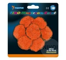 SuperFish Fluo Mushroom Coral Oranje