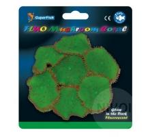 SuperFish Fluo Mushroom Coral  Groen