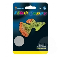 SuperFish Fluo Guppy