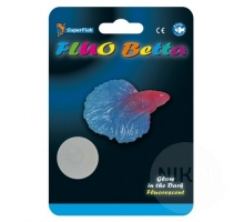 SuperFish Fluo Betta Blauw