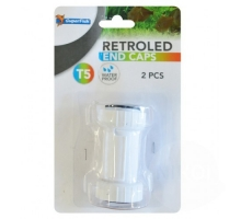 SuperFish Retro LED Waterdichte dop T5 2 stuks