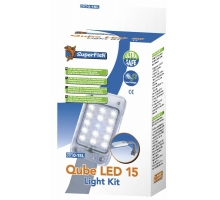 SuperFish Qube LED 15 Light Kit