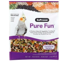 Zupreem Pure Fun Medium 0.9 kg