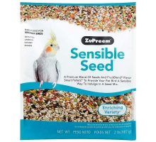 Zupreem Sensible Seed Medium 907 gram