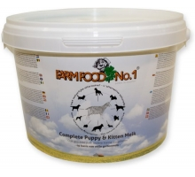 Farm Food Complete Puppy & Kitten Melk - op basis van volle geitenmelk - 0.5kg