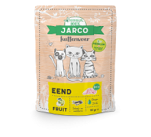 Jarco Natural Kat Met Vers Vlees Eend 40gr