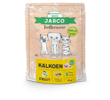 Jarco Natural Kat Met Vers Vlees Kalkoen 40gr