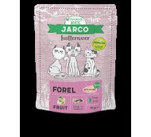 Jarco Natural Kat Met Verse Vis Forel 400gr