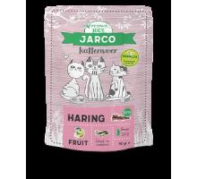 Jarco Natural Kat Met Verse Vis Haring 40gr