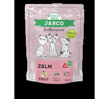 Jarco Natural Kat Met Verse Vis Zalm 40gr
