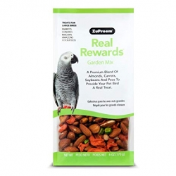 Zupreem Real Rewards Garden Mix 170 gram