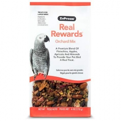 Zupreem Real Rewards Orchard Mix 170 gram
