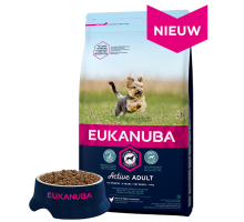 Eukanuba Toy Breed  Adult - 2kg