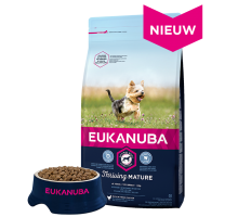 Eukanuba Toy Breed Mature - 2kg