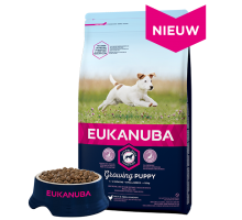 Eukanuba Small Breed Puppy - 1kg