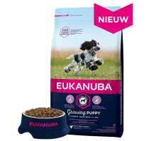 Eukanuba Medium Breed Puppy - 3kg