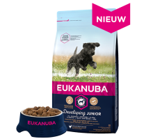 Eukanuba Large Breed Junior - 3kg