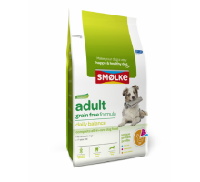 Smolke Adult Grain Free Formula 12 kg