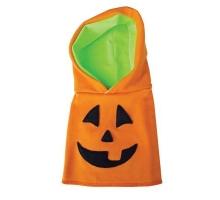 Papegaaien Hoodie Wide Pumpkin