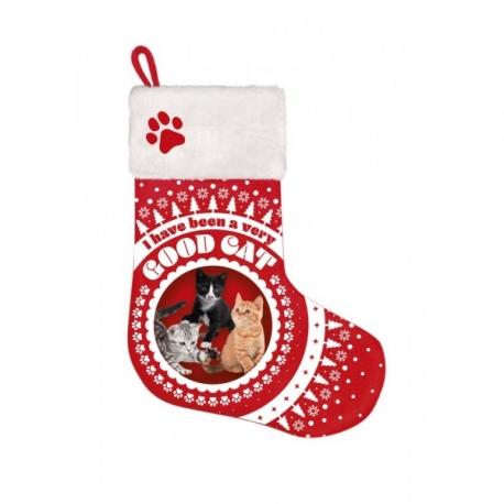 Kerst Stocking Kittens