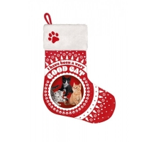 Kerst Stocking Kittens