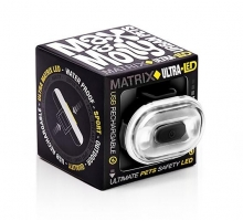 Max & Molly Matrix Ultra Led Zwart