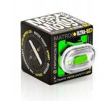 Max & Molly Matrix Ultra Led Groen