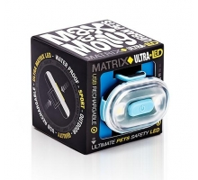 Max & Molly Matrix Ultra Led Blauw