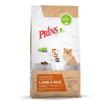 Prins ProCare Mini Lamb en Rice Hypoallergic 3 kg
