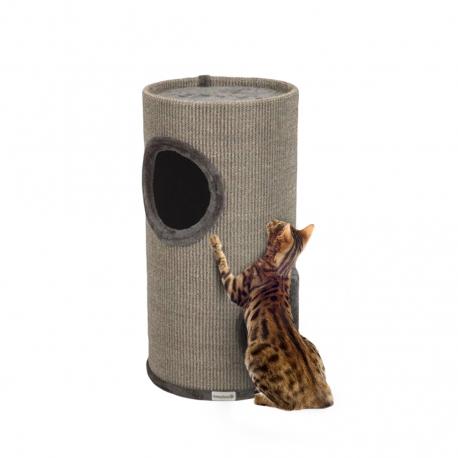 Krabton Cats Crush. Bruin, grijs. krabpalen