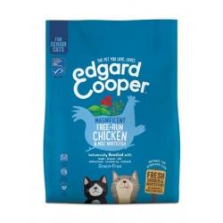 Edgard & Cooper Adult Kat Kip & Witvis 300g