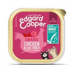 Edgard & Cooper Kip & Forel Kitten 85g